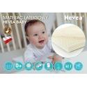 Pakiet: Materac Baby Hevea 120 x 60 cm + Darmowa Dostawa + GRATIS + Darm. ew. Zwrot lub Wym. + 5 Lat Gwar.