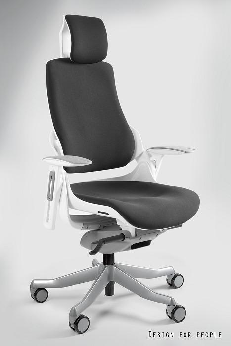 de2c9a6d55e8a3 Fotel WAU Unique jest produktem nie tylko funkcjonalnym, ale także  niezwykle estetycznym. Świetnie komponuje się z meblami zarówno w biurze,  jak i domowym ...