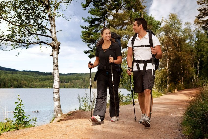 What nordic walking can do for your back